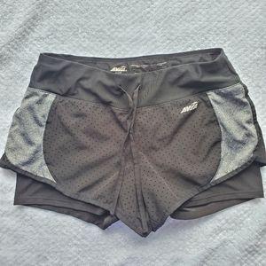 Avia/ Black Atlethic Shorts/ Size Small
